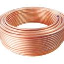 Труба медная для кондиционирования Silmet 5/8″ (15,87×0,90) (бухта 50 м)