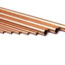 Труба медная неотожженая Majdanpek 15 мм отрезок 3 м